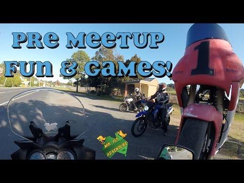Toobi-wan Onroadi QLD Meetup - Part 1