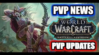 Battle for Azeroth | PvP News & Update | New Expansion Hype!