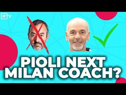 AC MILAN SACK GIAMPAOLO FOR PIOLI - a Milan fans reaction   Serie A podcast #86