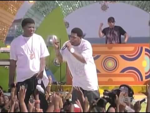 Lil Boosie x Webbie  Wipe Me Down  Independant  @ bet spring bling 2008