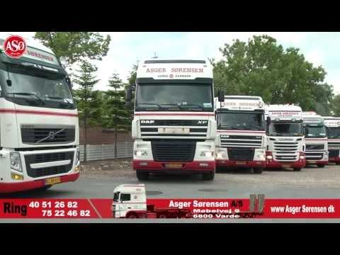 Asger Sørensen Varde Transport | Firmafilm
