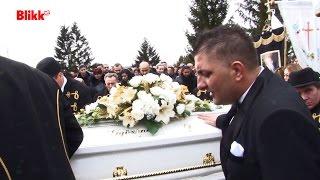 Zámbó Krisztián búcsúztatta Győzike mamáját