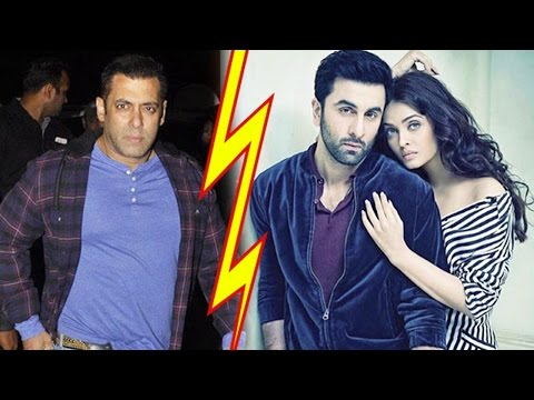 06 Salman Khan To Have A Face Off With Aishwarya Rai Bachchan And Ranbir Kapoor!