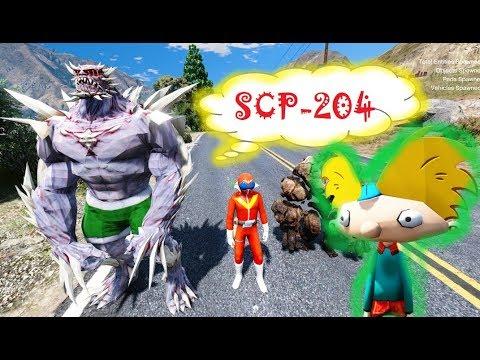 GTA 5 - Đám mây sát nhân ám ảnh (SCP 204) | GHTG