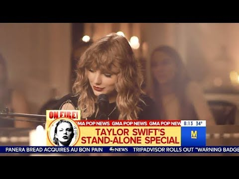 GMA Teases Taylor Swift's Performance Of...