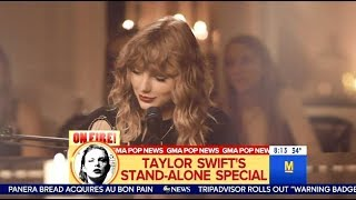 GMA Teases Taylor Swift's Performance Of