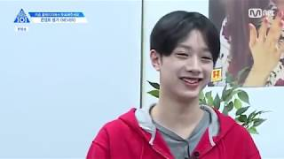 NEVER TEAM AT CUBE ENT + LAI GUAN LIN & SEONHO PRACTICE DANCE