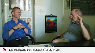 Akademiegespräche: Professor Dr. Harald Lesch und Dr. Frank Vogelsang zu Physik und Gott