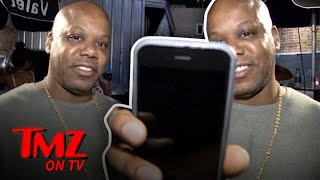 Too Short: iPhone X Is The Phone For Me! | TMZ TV