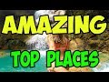 top 5 amazing places in the world | top 5 amazing places on earth | top 5 amazing places