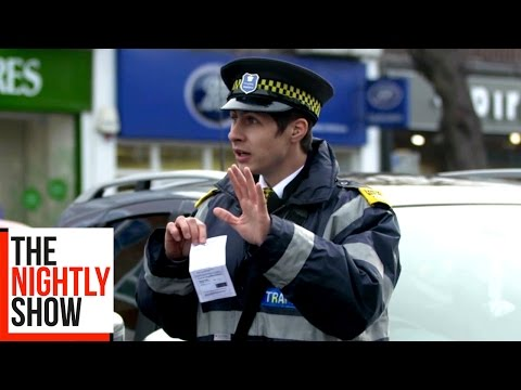 Magician Ben Hanlin Pranks a Very Angry Member of the Public
