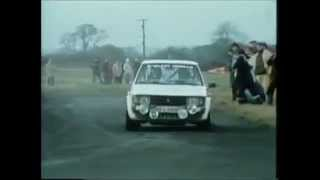 Henri Toivonen RAC Rally 1980 Talbot Sunbeam
