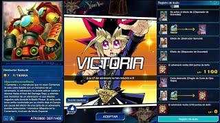 Yu-Gi-Oh! Duel Links Duelos Igualados SOLDIERDIEGO