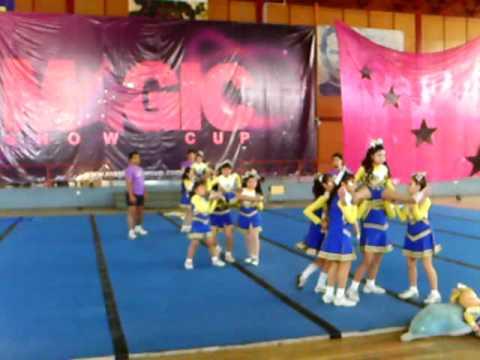 Cheerlearder delfines colegio santa maria de los angeles for 11 marine terrace santa monica