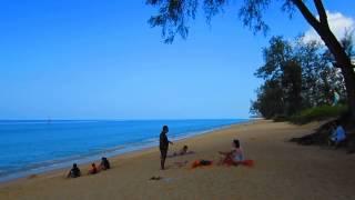 Lonely Mai Khao Beach Phuket