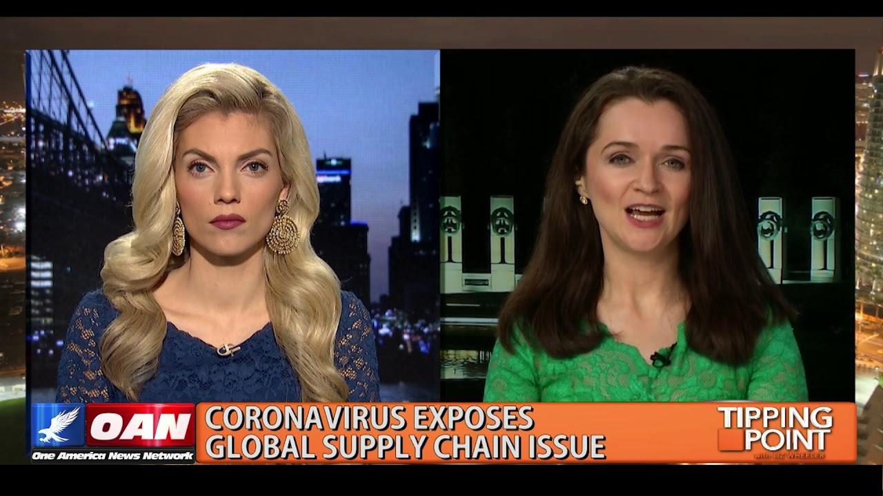 Coronavirus Exposes Supply Chain Weaknesses