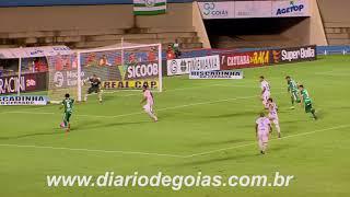 Goianão 2018: Goiás goleia Rio Verde e garante 1ª colocação