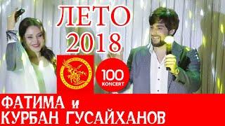 35 Фатима и Курбан Гусайханов – «Love me»