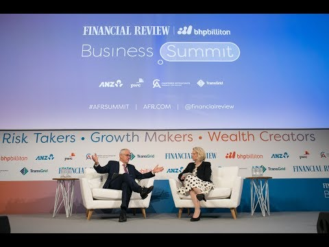 AFR Business Summit 2018