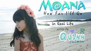 MOANA -  How Far I