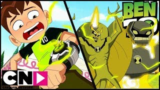 Ben 10 Reboot Season 4 Ben Unlocks Master Control + Aliens Escape From Omni-Kix Omnitrix