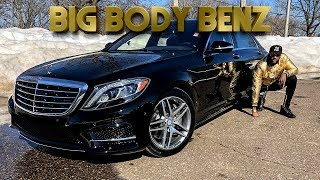 My HELLCAT HAS TO GO!!! Should I GET THIS 2017 Mercedes-Benz s550