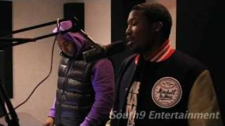 Meek Mill Freestyle on Power99 8 Minutes Straight