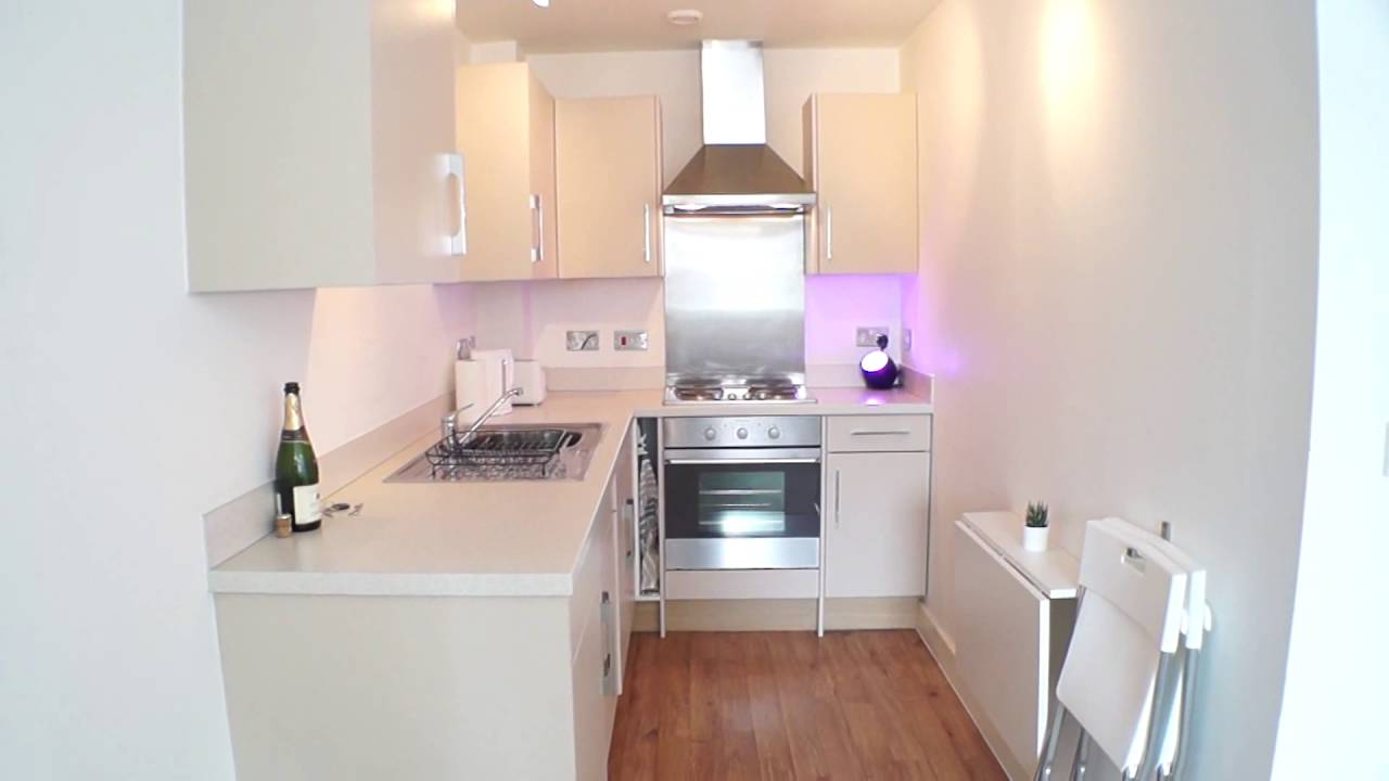 My new modern studio flat apartment tour 355 sq ft 33m2 for Apartment design uk