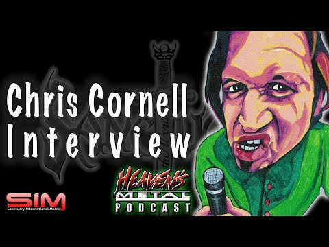 """My Chris Cornell Interview"" on Heaven"