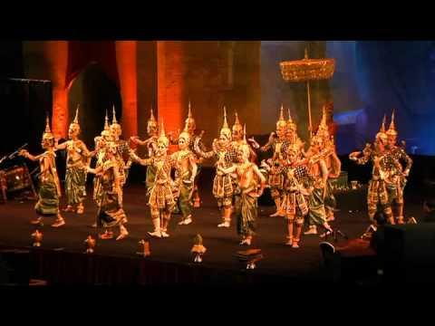 Mondomix présente : Ballet royal du Cambodge au Festival de Fès 2010