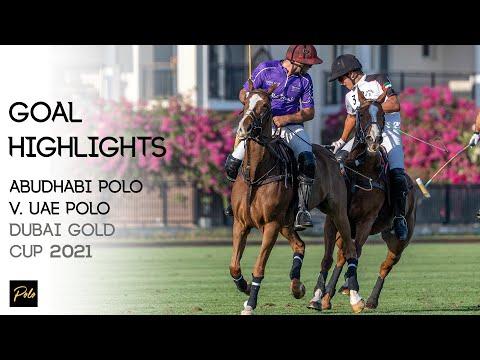 UAE Polo vs Abu Dhabi Polo | Best Goals Gold Cup 2021 | Dubai Polo Season