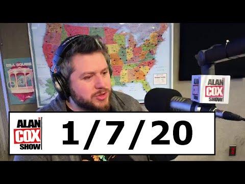 The Alan Cox Show - The Alan Cox Show (1/7/2019)