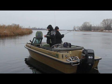 Рыбалка на катере Angler PRO 5.0