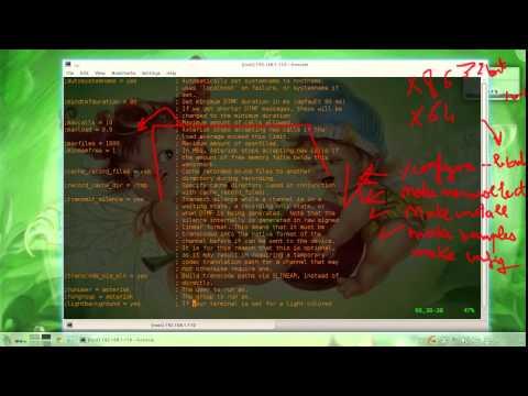 05 Asterisk Files الاستركس شرح عربي