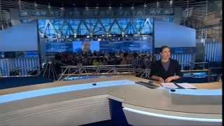 30.06.2014. «Первый канал». Программа «Время». Вечерний выпуск