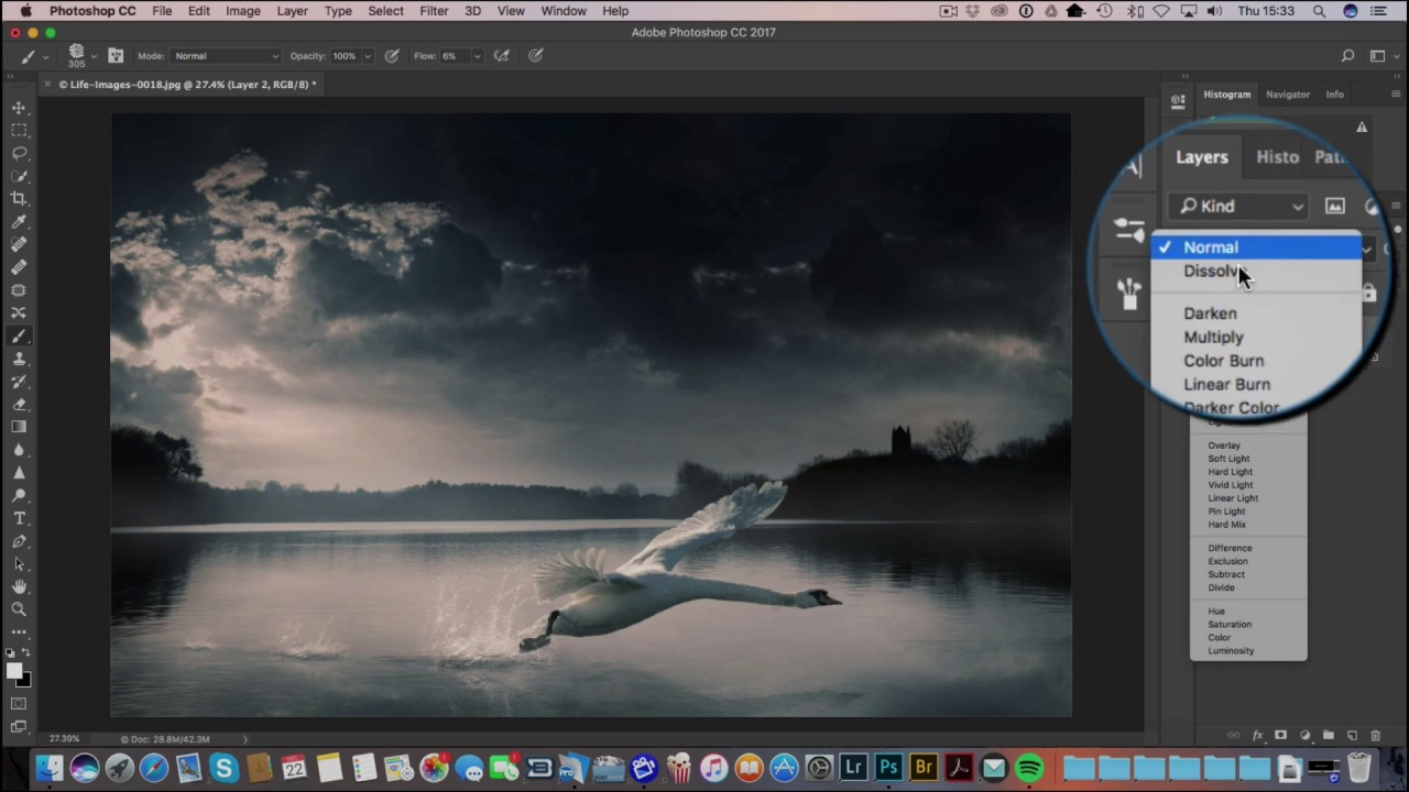How to Create Realistic Mist and Fog in Photoshop