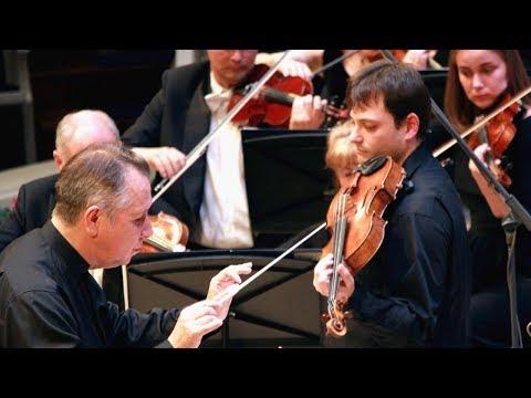 Maxim Rysanov plays Pletnev - Viola Concerto (Moscow, 2014)
