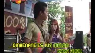 KOPLO SAGITA 2011 ^_^ NGAMEN 5 _  VIDEO CLIP + LYRIC - YouTube.flv