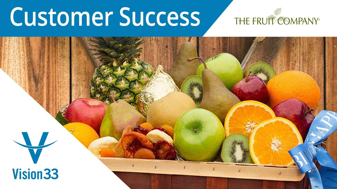 Case Study: The Fruit Company Success Story with SAP Business One & Vision33
