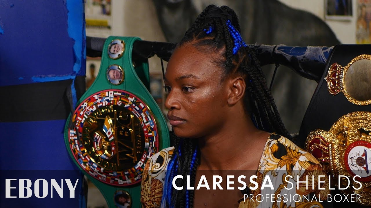 Claressa Shields: I Am The Greatest Woman of All-Time!