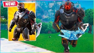 SECRET SKIN SEASON 10! | English Fortnite