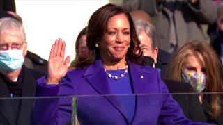 Inauguration Day, Kamala Harris giura: è la prima vicepresidente donna della storia americana