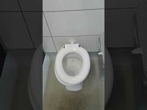 Takapuna public toilets by Burger king