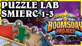 ETAP: ŚMIERĆ 1-3 - Hearthstone Puzzle Lab