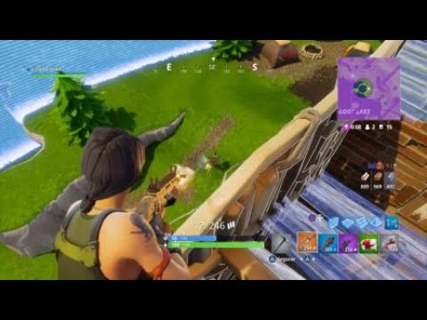Fortnite Br 16 Kills Solo Win Ps4 Youtube