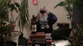 Beer Review # 3284 Lagunitas Brewing Cappuccino Stout 2018