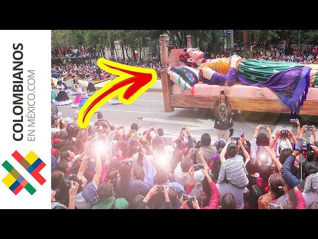 Desfile de DÍA DE MUERTOS |  CDMX