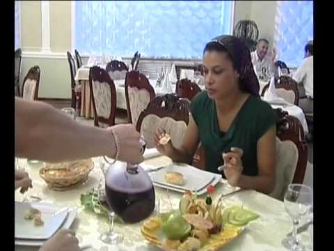 Chrystal Callahan Best restaurants in Grozny PART 1