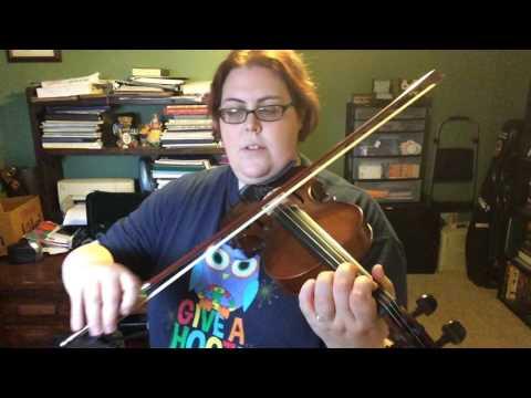 Abandoned Funhouse Violin 2
