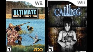 Ultimate Duck Hunying и Calling [Wii] - Kyeima